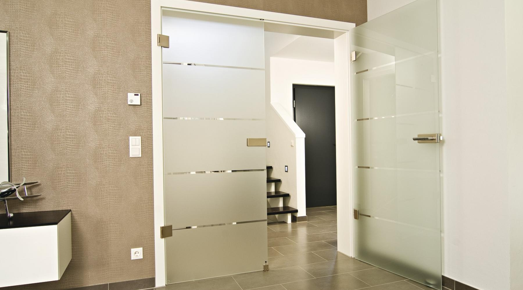 Galerie portes d 39 int rieur weigerding for Porte vitree interieure coulissante