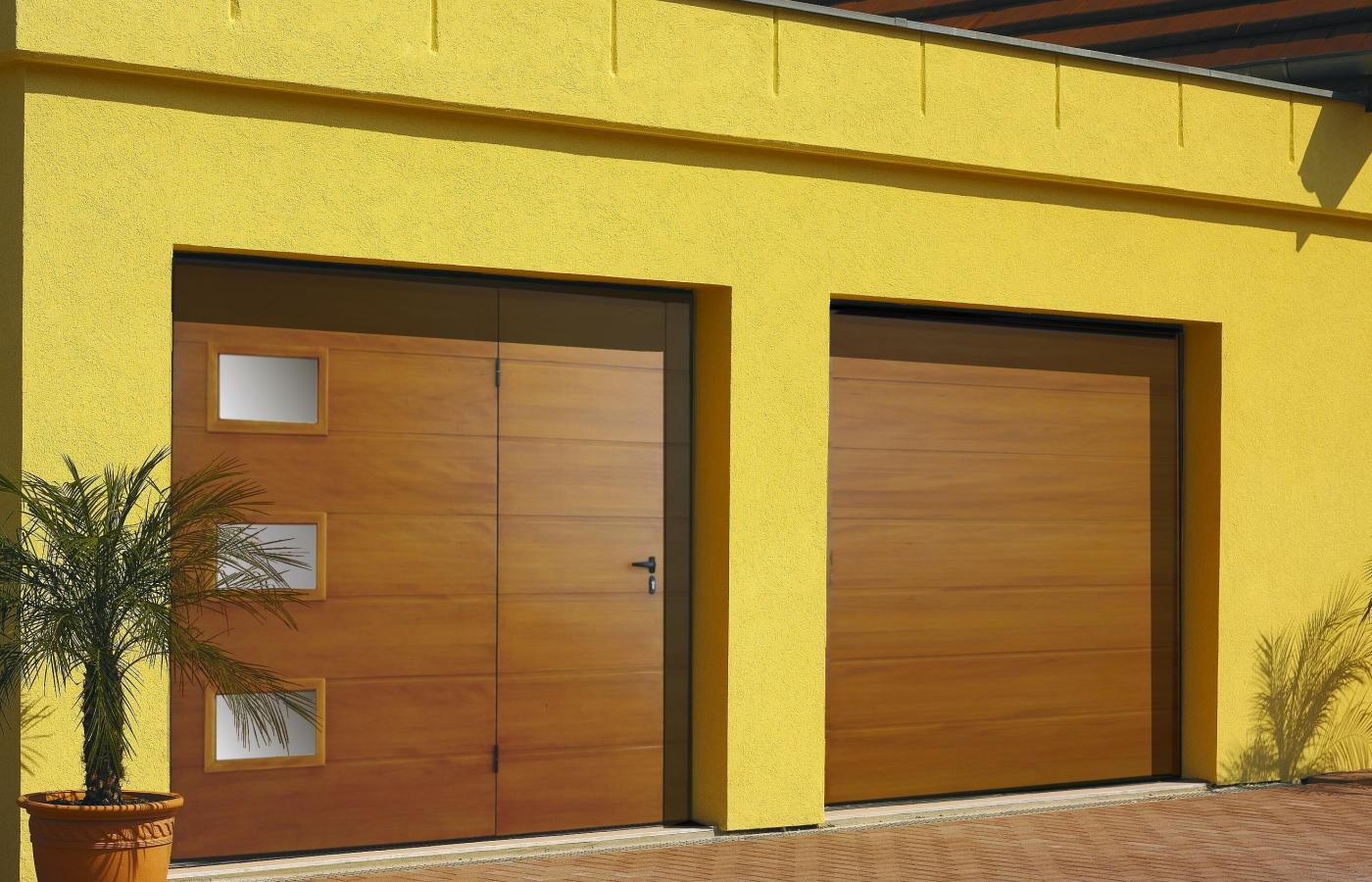 Portes de garage weigerding for Porte de garage en promotion