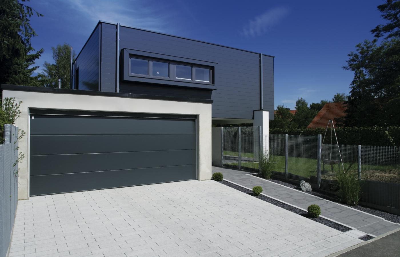 Portes de garage weigerding - Largeur porte garage ...